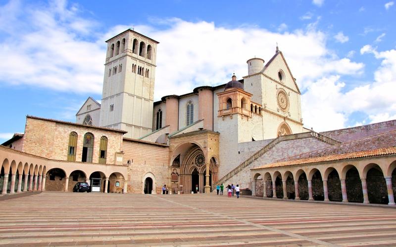 San Francesco d'Assisi Bazilikası