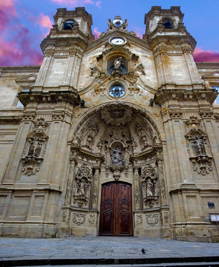 Coro Aziz Meryem Bazilikası