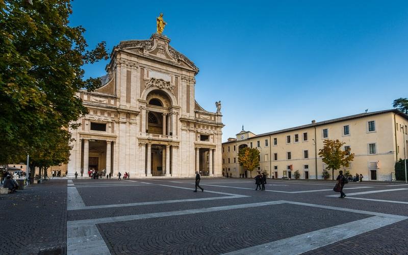 Santa Maria degli Angeli Bazilikası