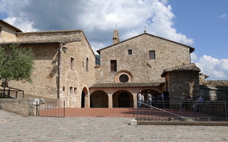 Santuario San Damiano