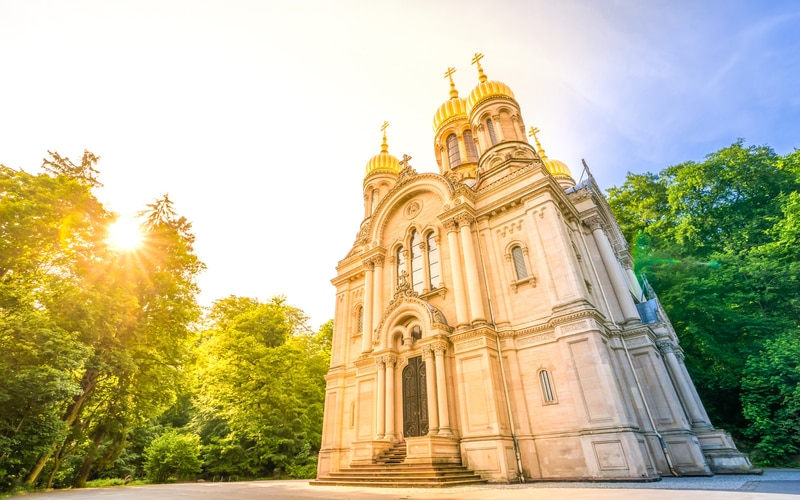 St. Elizabeth's Church (Aziz Elizabeth Ortodoks Kilisesi)