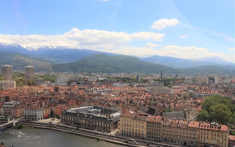 Vieille Ville (Grenoble Eski Şehir)