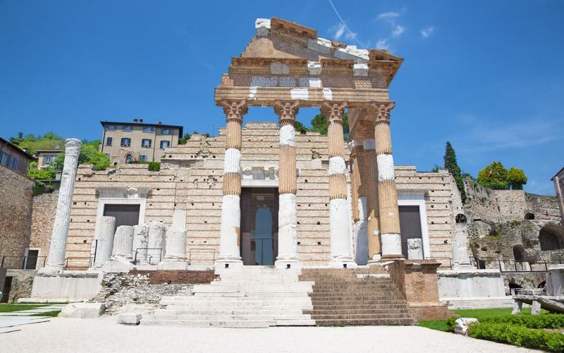 Capitoline Triad Tapınağı