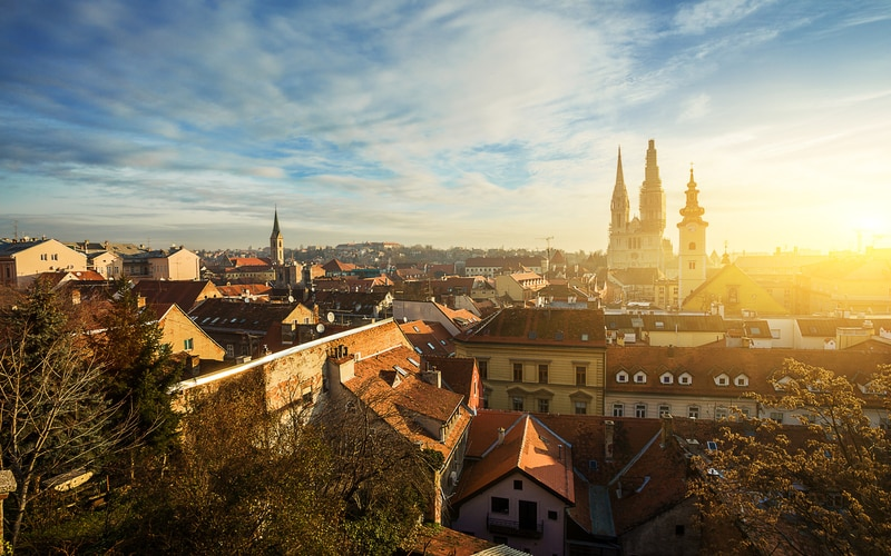 Zagreb Güney Avrupa