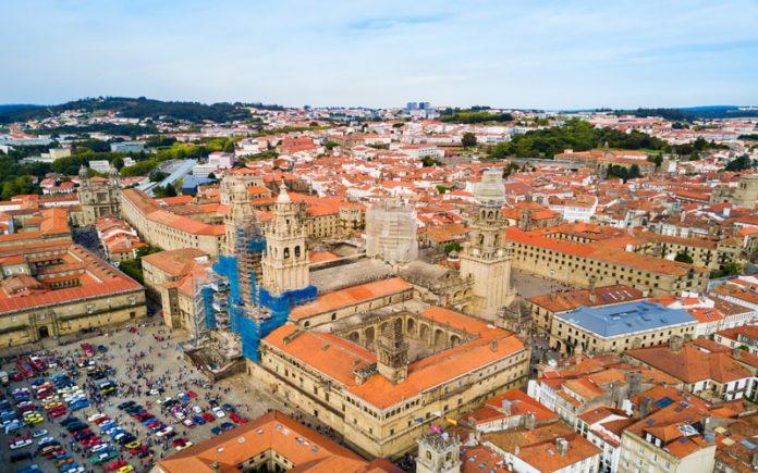 Santiago de Compostela Gezilecek Yerler
