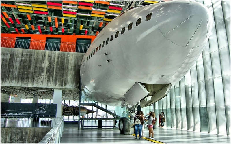 A Coruna Ulusal Bilim ve Teknoloji Müzesi