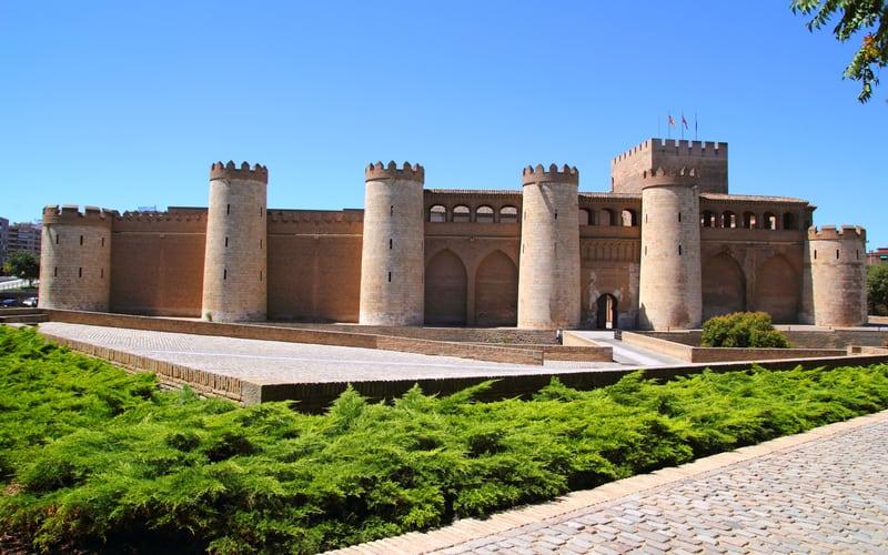 Aljafería Sarayı