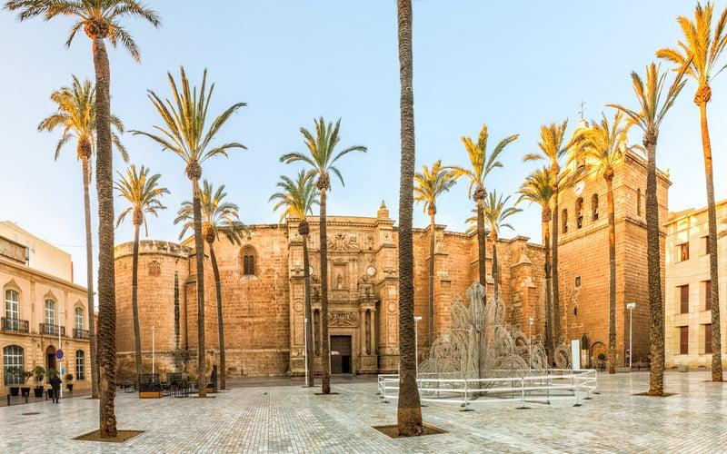 Almería Katedrali
