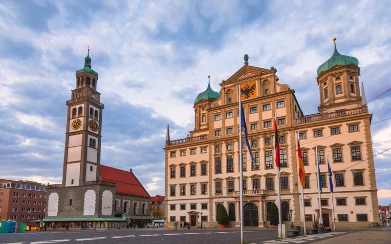 Augsburg Belediye Binası