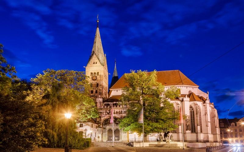 Augsburg Katedrali
