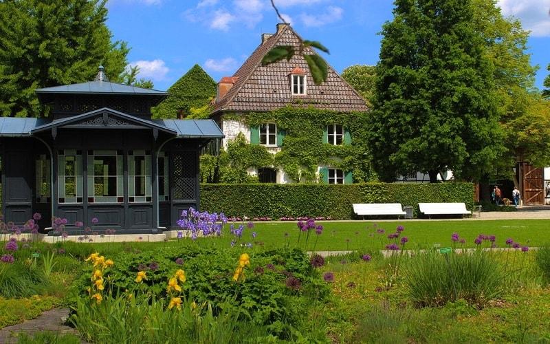 Augsburg Botanik Bahçesi
