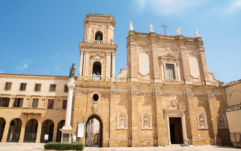 Pontificia Basilica Cattedrale (Brindisi Katedrali)