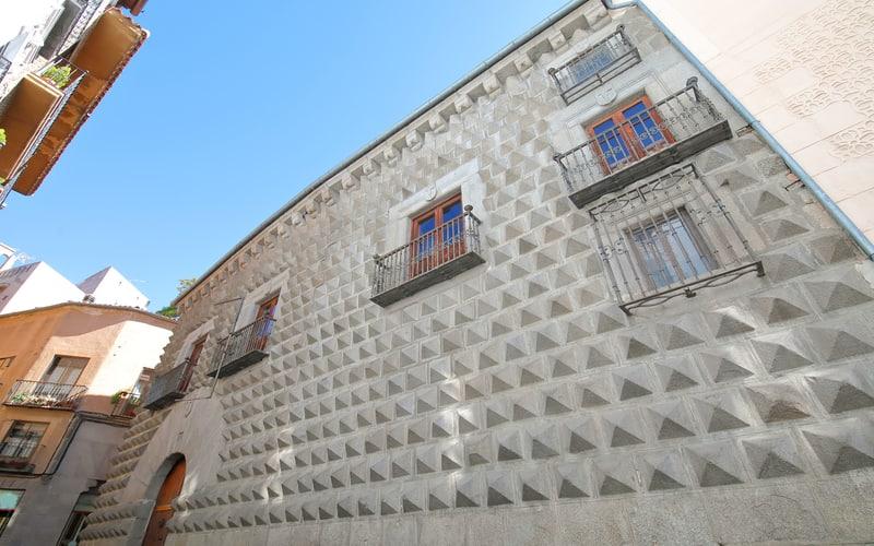 Casa De Los Picos - Segovia Gezilecek Yerler