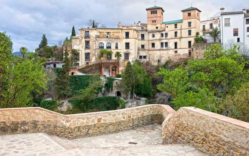 La Casa del Rey Moro (Mağribi Kral Evi)