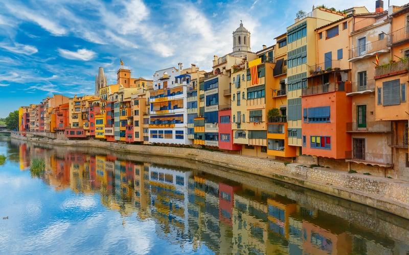 Girona Evleri