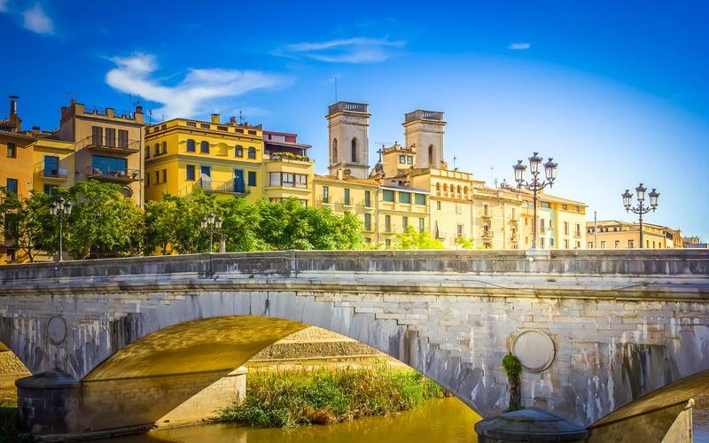 Girona'nın En Güzel Köprüleri