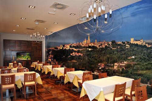 Hotel Don Segovia