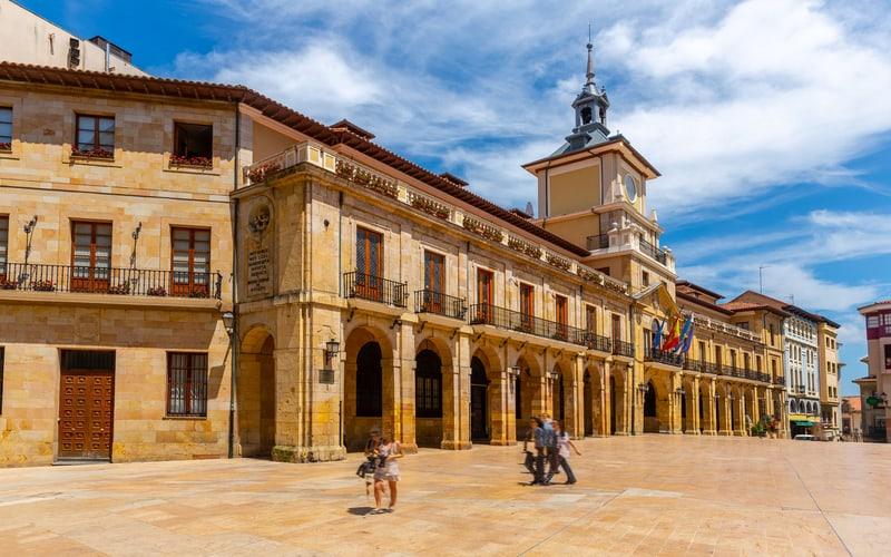 Oviedo Belediye Binası