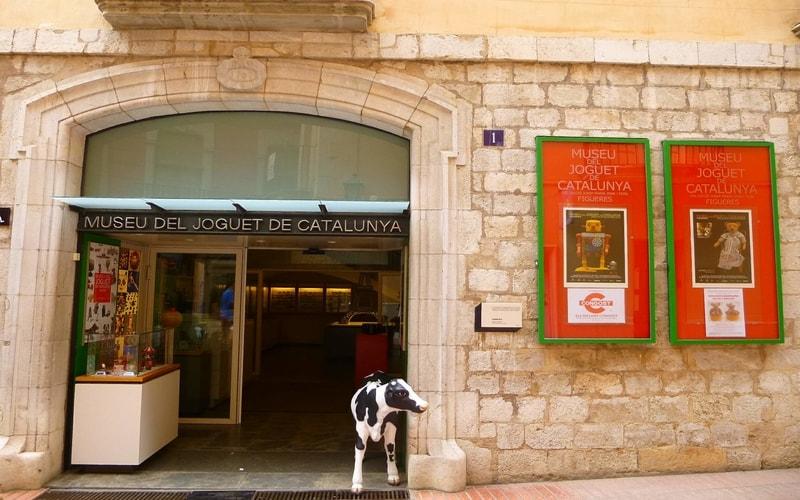 Katalonya Oyuncak Müzesi