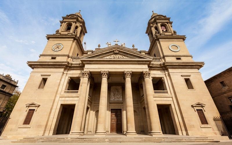 Pamplona Katedrali