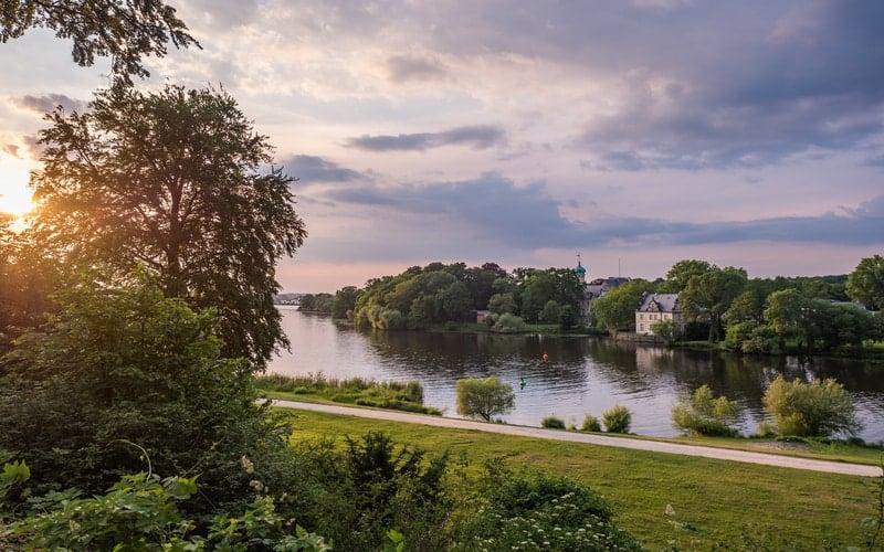 Babelsberg - Potsdam Gezilecek Yerler