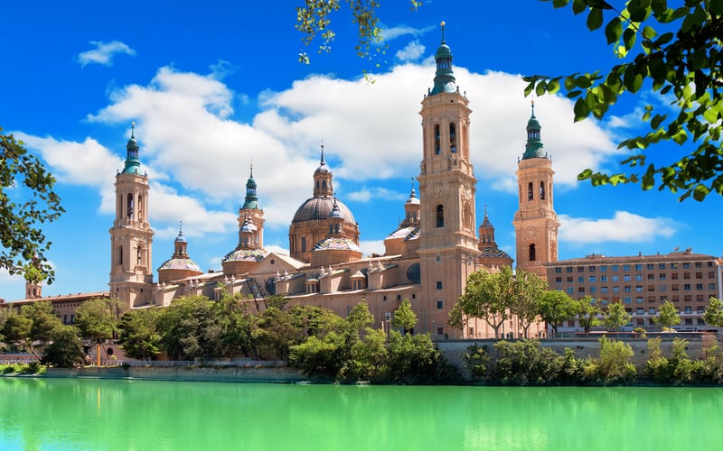 Bakire Pilar Bazilikası/Katedrali