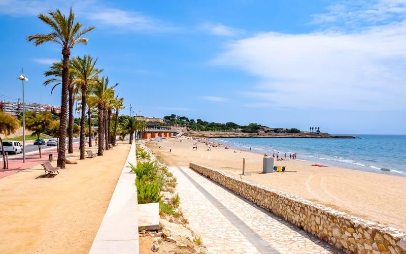 Playa del Milagro Tarragano Gezilecek Yerler