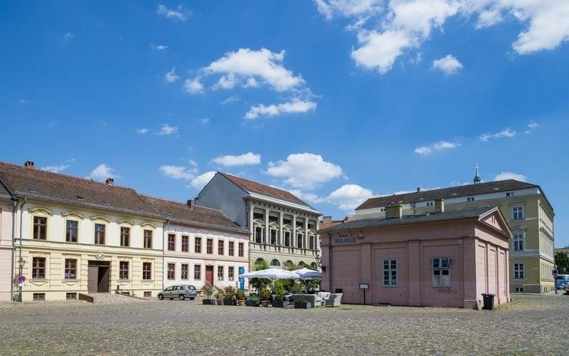 Neuer Markt Potsdam