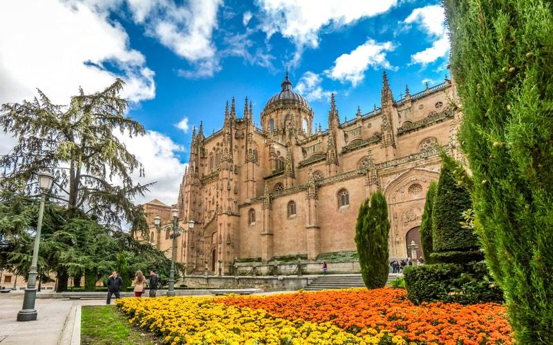 Salamanca Katedrali