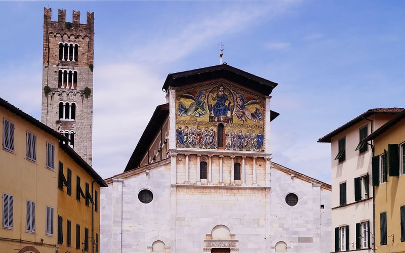 San Frediano Bazilikası