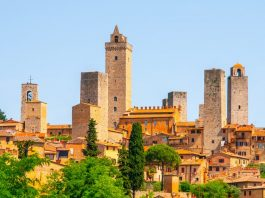 San Gimignano Gezilecek Yerler