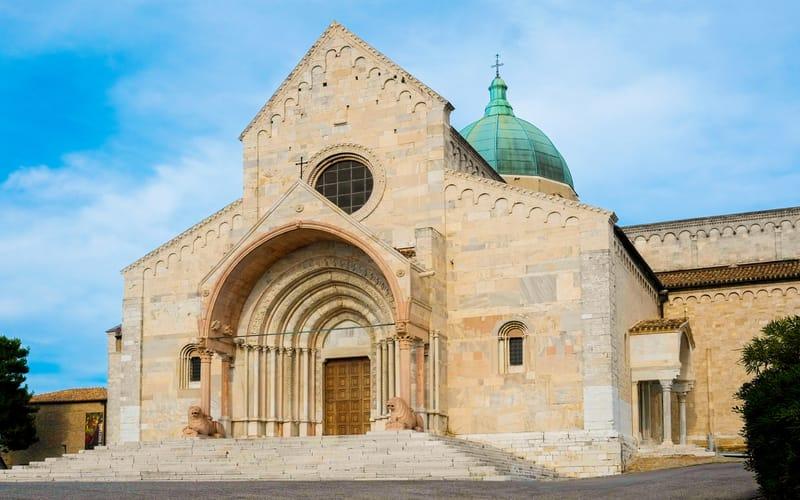 Ancona Katedrali - San Criaco