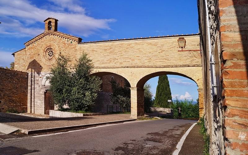 San Jacopo Kilisesi