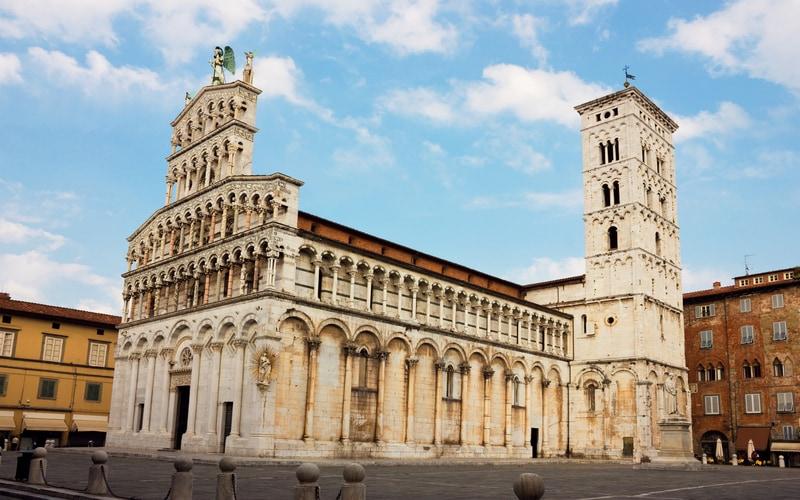 San Michele in Foro - Lucca Gezilecek Yerler