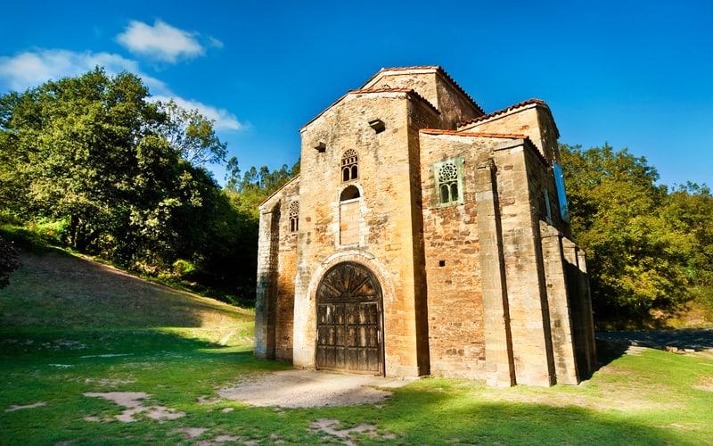 San Miguel de Lillo (Lillo Aziz Micheal Kilisesi)