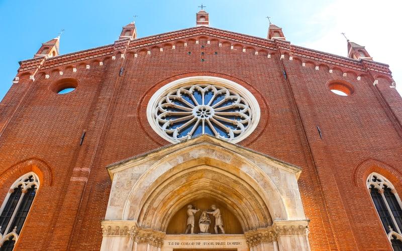 Santa Corona Kilisesi Vicenza