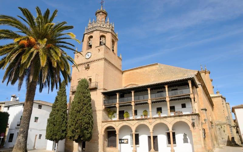 Santa María la Mayor Kilisesi