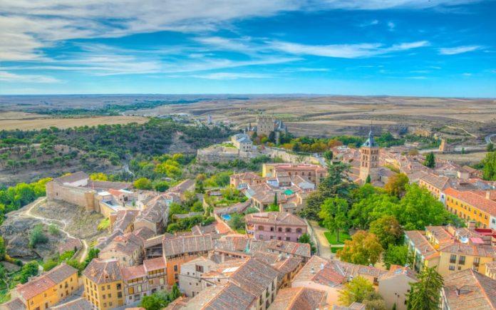 Segovia Gezilecek Yerler