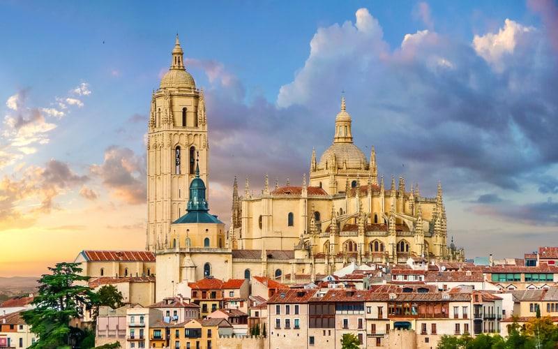 Segovia Katedrali