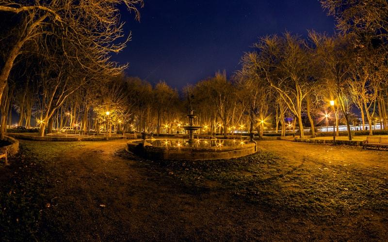 Taconera Parkı Pamplona Gezilecek Yerler