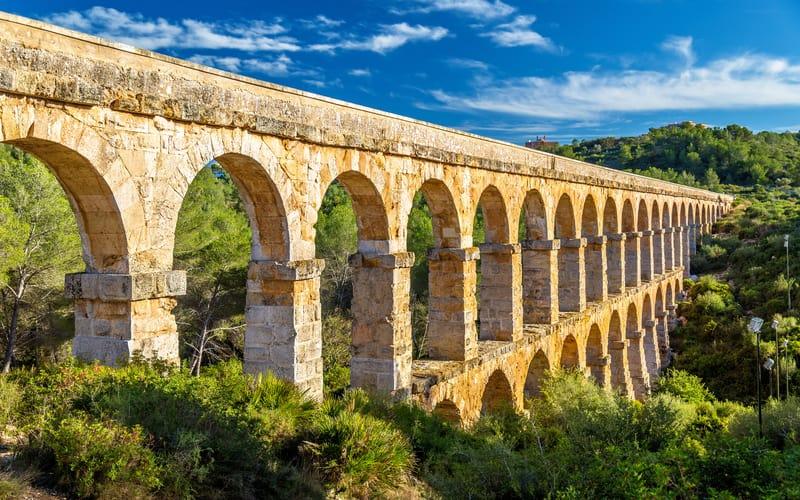 Les Ferreres Aqueduct (Ferreres Kemeri)
