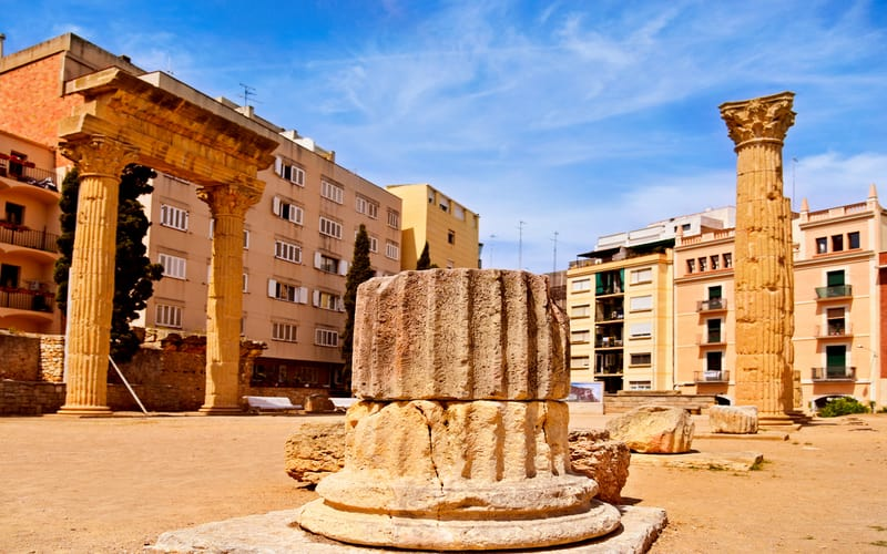Colonial forum of Tarraco