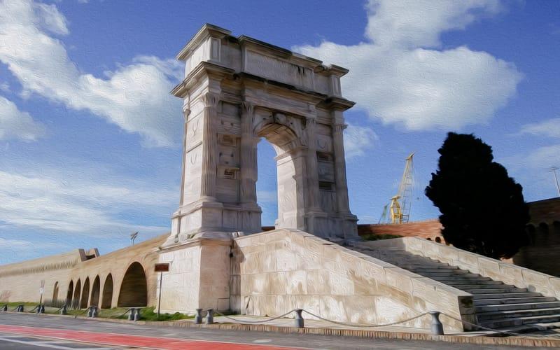Trajan Kemeri - Ancona
