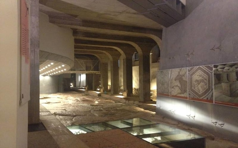 Roman Tridentum - Trento Gezilecek Yerler