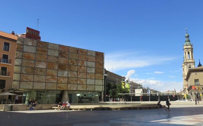 Zaragoza Forum Müzesi
