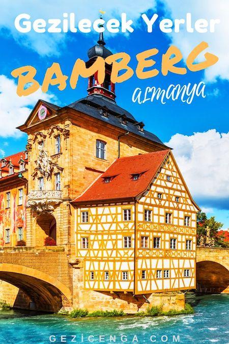 Bamberg Gezilecek Yerler - Gezi Rehberi