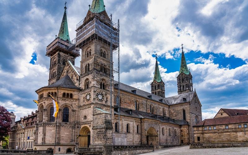 Bamberg Katedrali