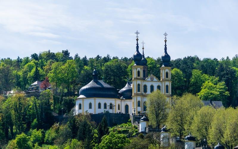 Käppele - Würzburg Gezilecek Yerler