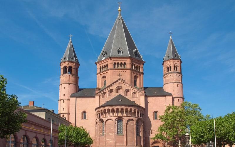 Mainz Katedrali