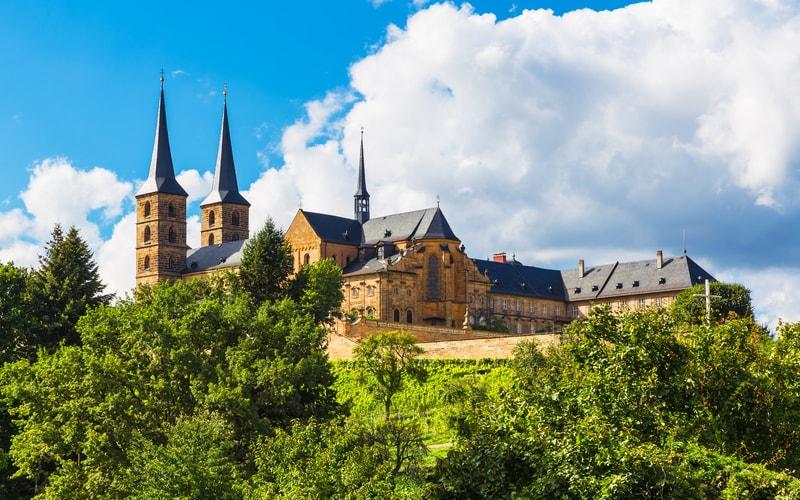 Michaelsberg Abbey (Michaelsberg Manastırı)